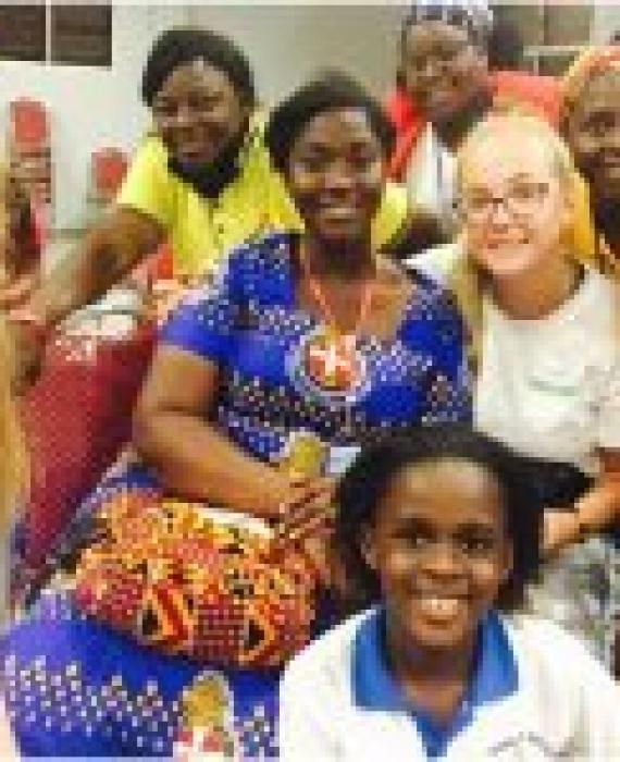 UN status for Girls' Brigade